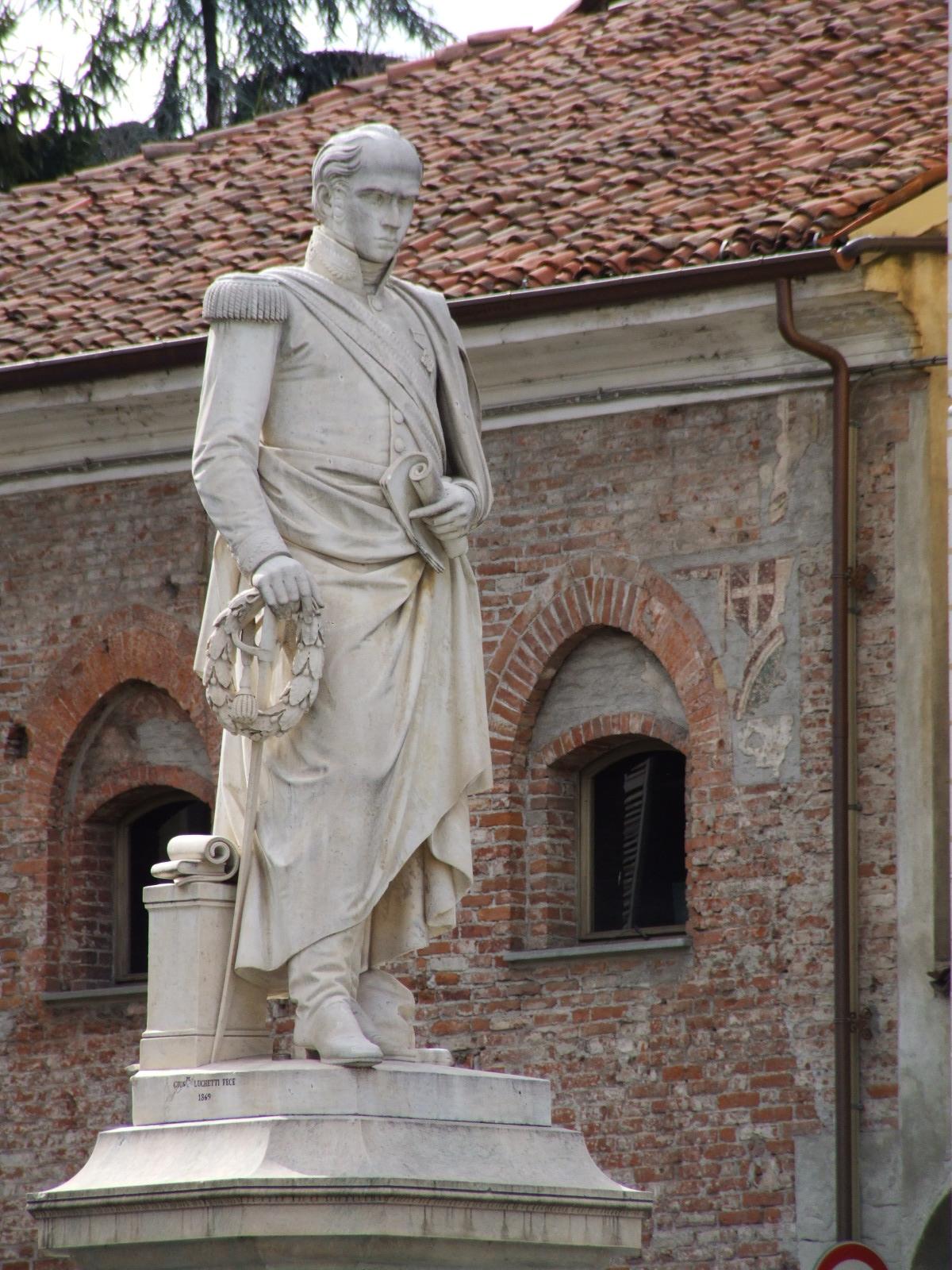 Annibale Santorre di Rossi de Pomarolo Count of Santarosa  Wikipedia