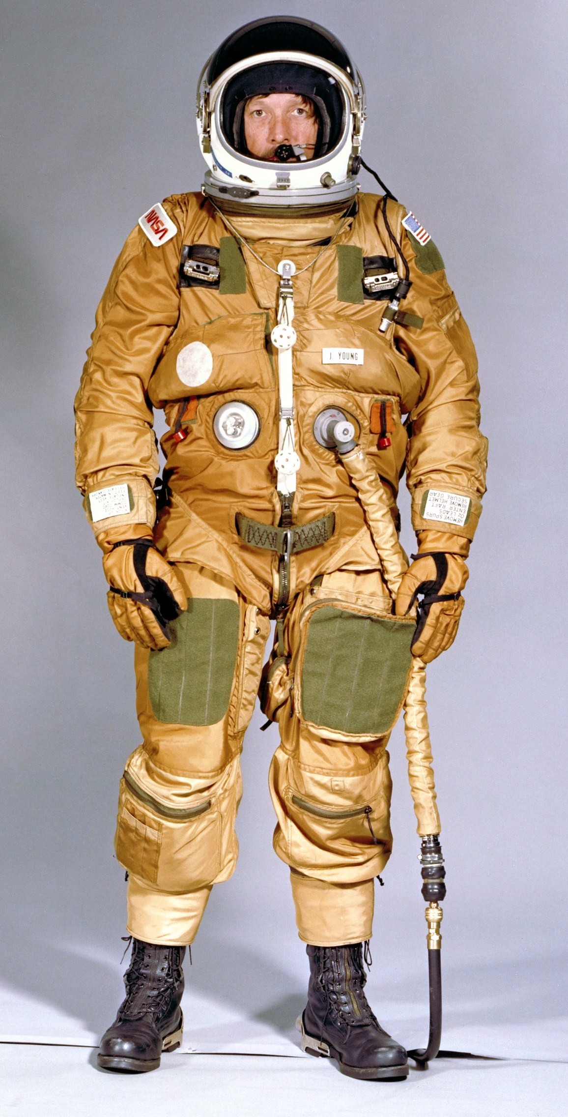 Shuttle Ejection Escape Suit  Wikipedia