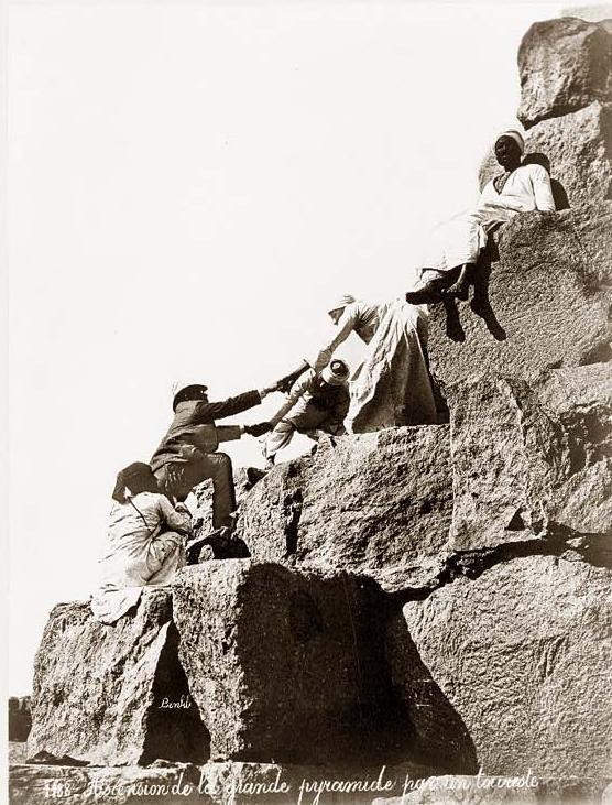 Eux aussi ont construit des pyramides [ Word Lanes
