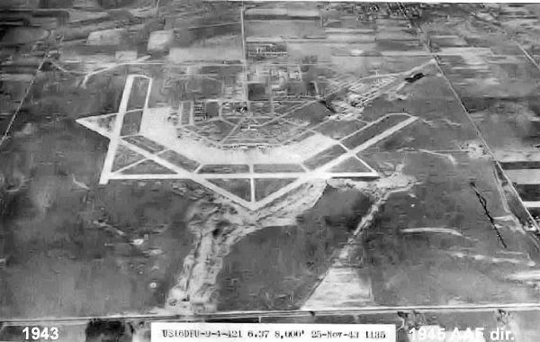 Freeman Army Airfield
