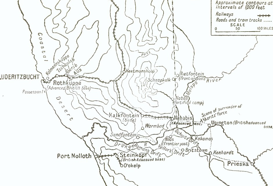 File:German South-West Africa, Orange River area, 1914.jpg