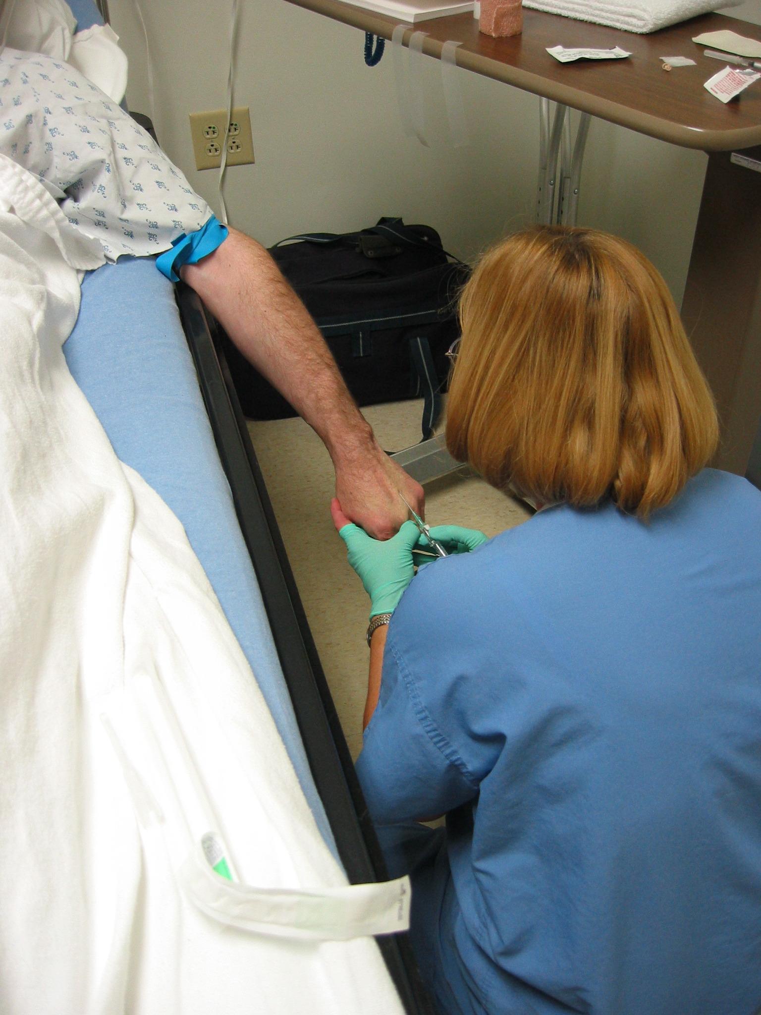 Terapia intravenosa  Wikiwand