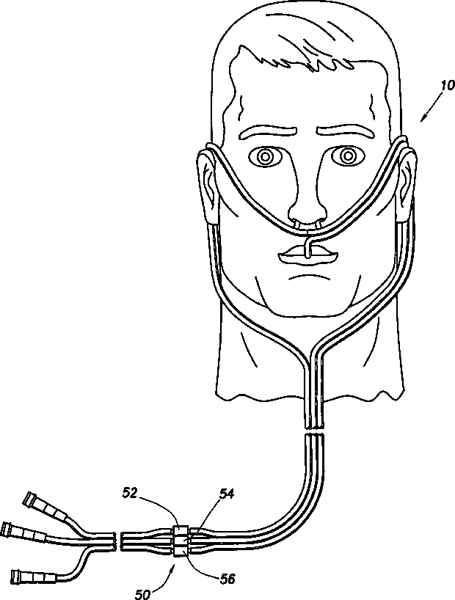 RCT of Oxygen vs. Room Air (Delivered by a Concentrator