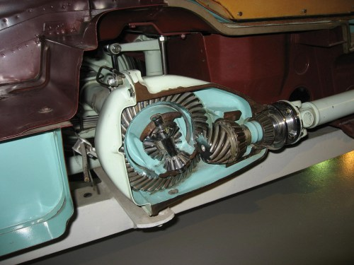 small resolution of file sectioned mgb at the british motoring heritage museum gaydon 2 jpg