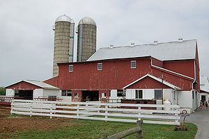 A Farm in Amish Country