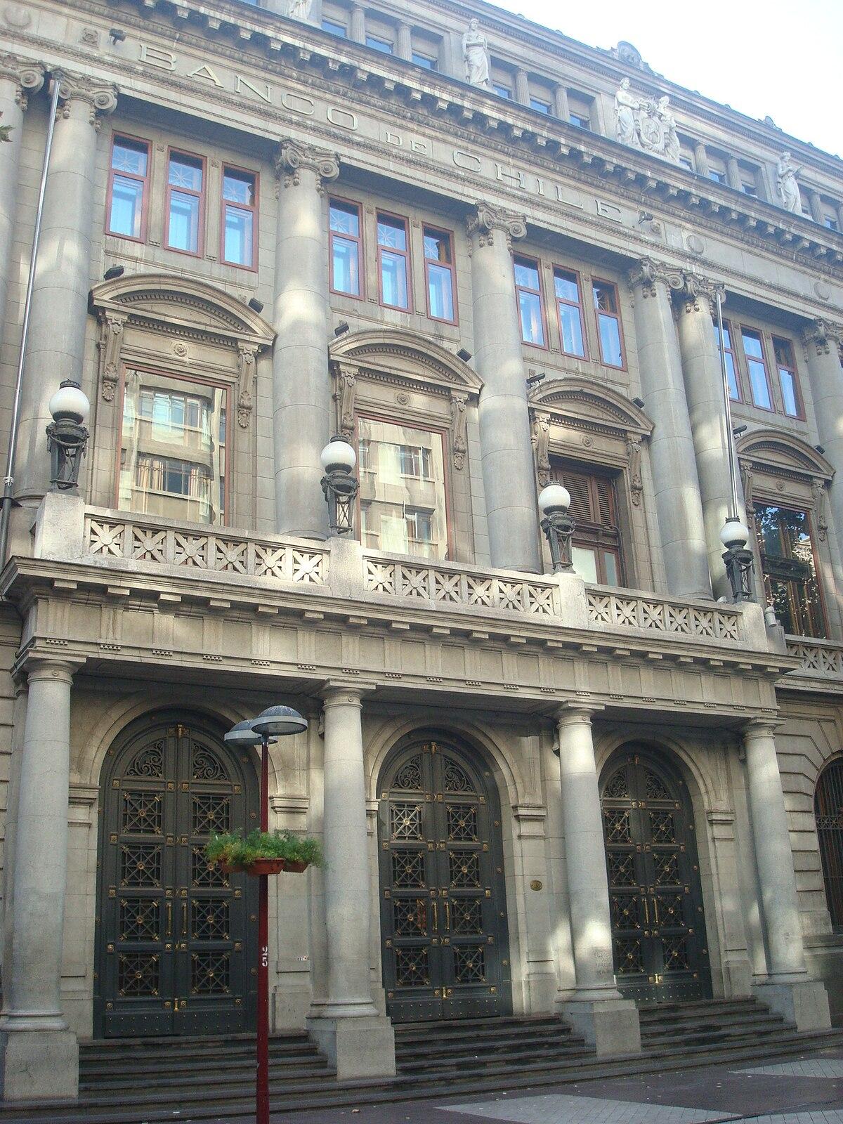 Banco De Chile Wikipdia