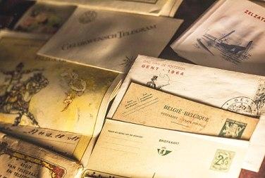 Bardelaeremuseum brieven