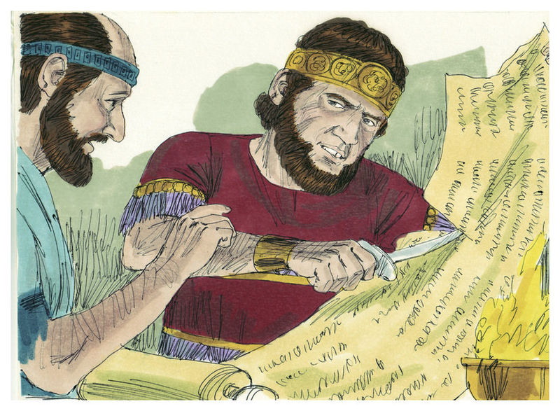 File:Book of Jeremiah Chapter 36-4 (Bible Illustrations by Sweet Media).jpg