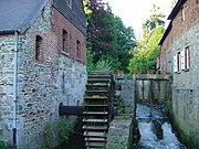 A watermill in Belgium.