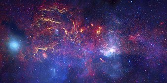 Center of the Milky Way Galaxy IV – Composite