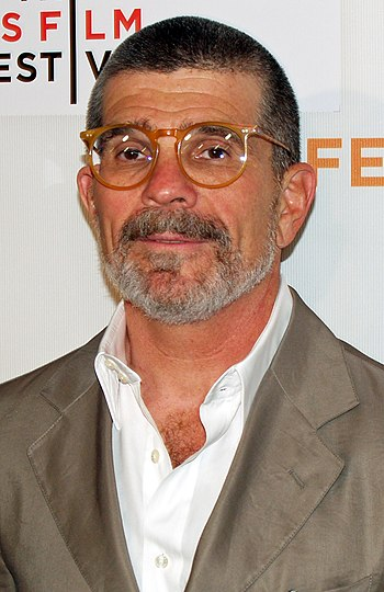 David Mamet at the premiere of Red Belt at the...