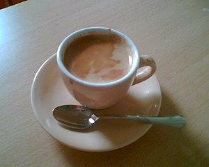 Eine Tasse Espresso / A cup of Espresso