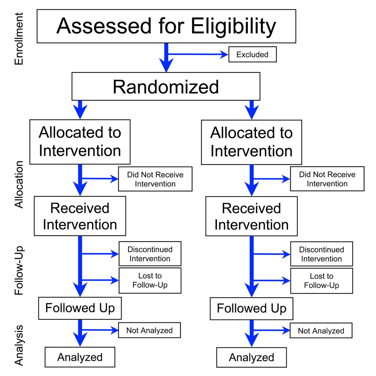 Randomized Controlled Trial Wikipedia