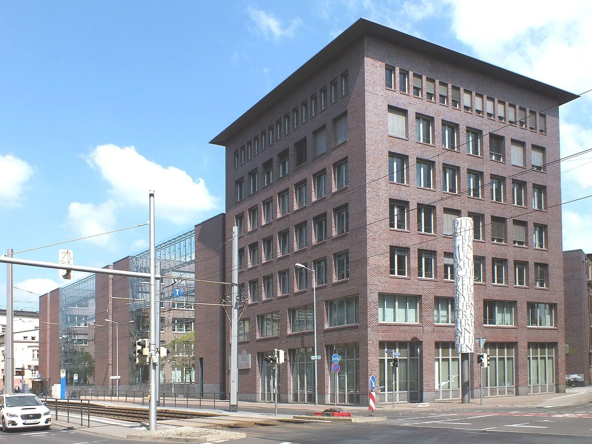 Haus Des Buches (leipzig)  Wikipedia