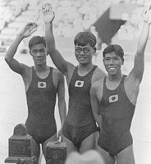 """Resultado de imagen de """"Kentaro Kawatsu"""" swimmer"""