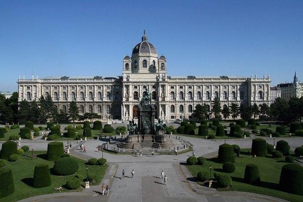 Maria-Theresien-Platz Kunsthistorisches Museum Wien 2010
