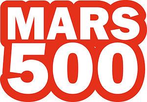 logo of Mars 500
