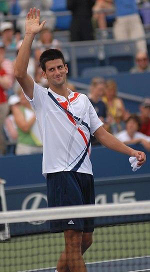Novak Đoković at 2007 US Open