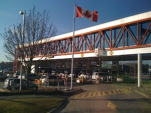 The Canadian Border Services Agency at the Pac...