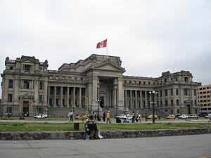 Palacio de Justicia del Perú