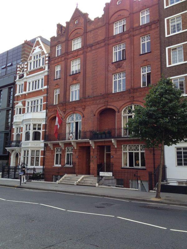 Embassy Of Peru London - Wikipedia