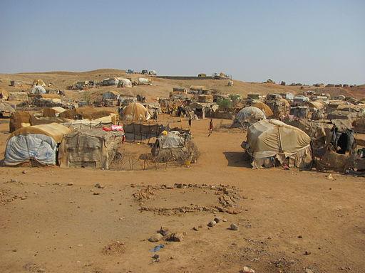 Somali refugee camp Eritrea