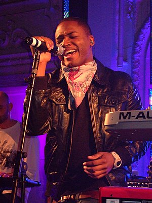 Taio Cruz at Bush Hall, London, 19 March 2008