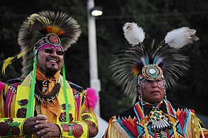 Seafair Indian Days Pow Wow, Daybreak Star Cul...