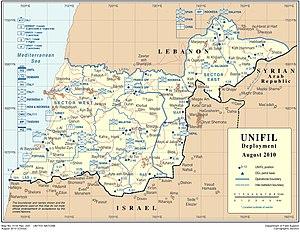 United Nations Interim Force in Lebanon (UNIFI...
