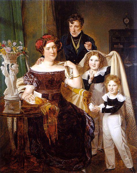 File:Waldmüller Familie Odkolek 1826.jpg