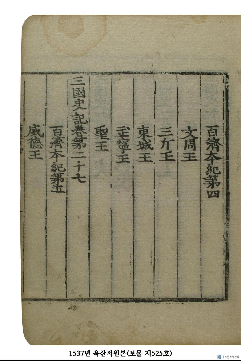 頁面:三國史記 目錄.pdf/19 - 維基文庫,自由的圖書館