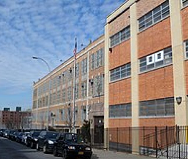 Alfred E Smith Career And Technical Education High School In The South Bronx