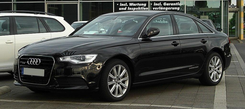 File:Audi A6 3.0 TDI quattro (C7)