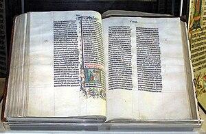 The canonical Gospels of Matthew, Mark, Luke &...