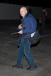 Bill Cunningham American photographer  Wikipedia