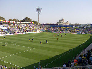 English: Maccabi Tel Aviv vs Beitar Jerusalem,...