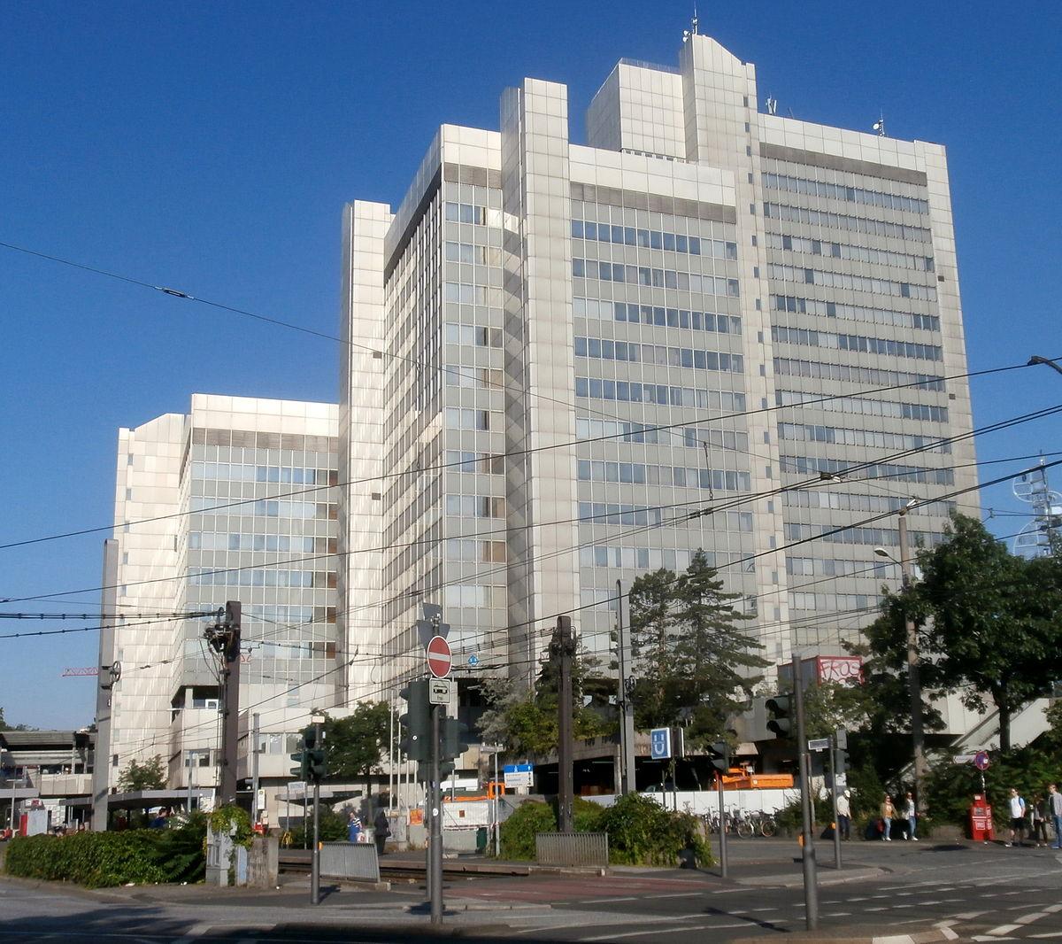 Stadthaus Bonn  Wikipedia