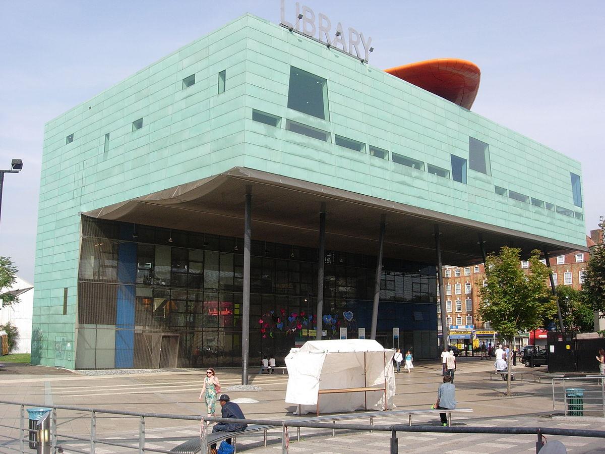 Peckham Library  Wikipedia