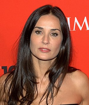 English: Demi Moore at Time 100 Gala