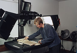 Dunhuang manuscript digitisation