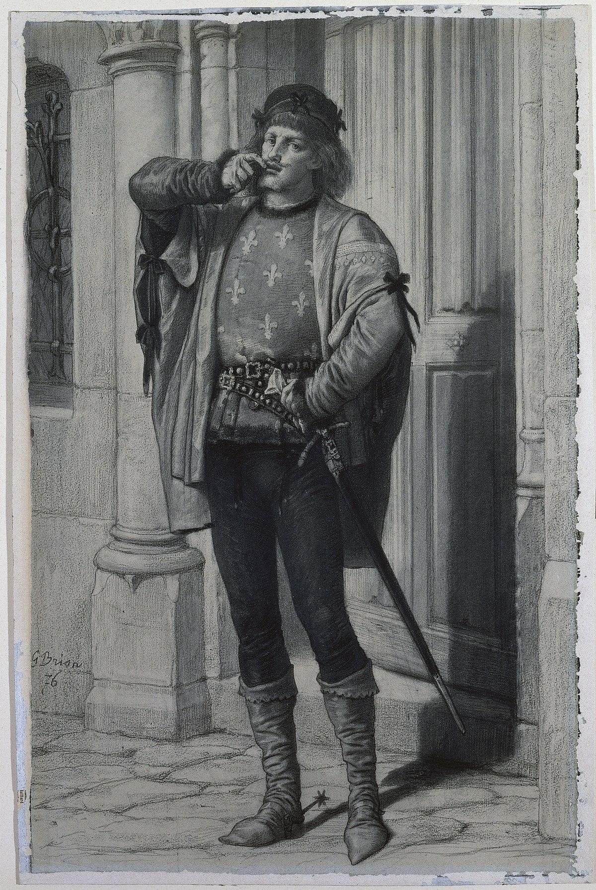 Phoebus Notre Dame De Paris : phoebus, notre, paris, Category:Captain, Phoebus, Wikimedia, Commons