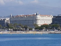 Intercontinental Carlton Cannes Hotel - Wikipedia