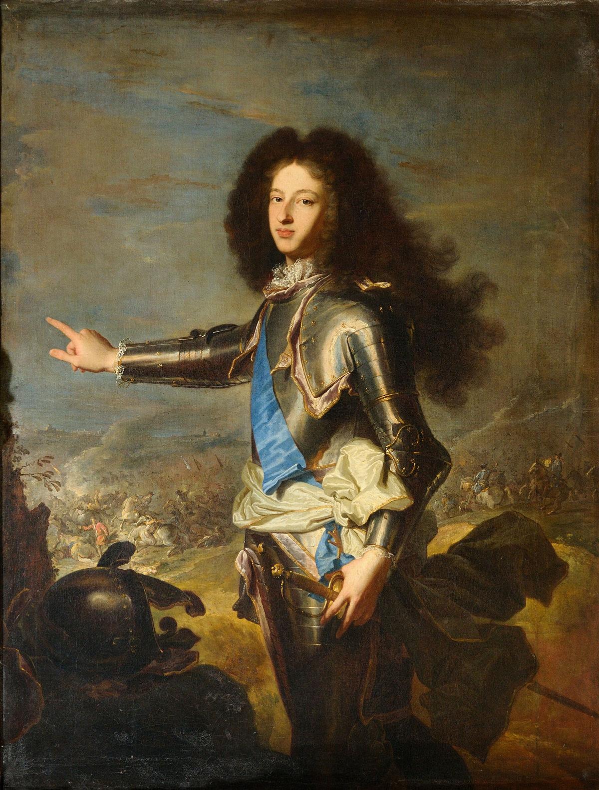 Louis de Bourbon duc de Bourgogne  Wikipedia