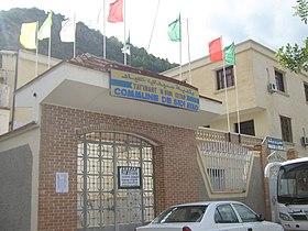 Mairie de Sidi Ayad.