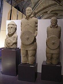 Lusitanische Kriegerstatue  Wikipedia