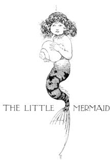 Hans Andersens Fairy Tales RobinsonThe Little Mermaid