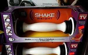 A photo of the Shake Weight product for sale i...