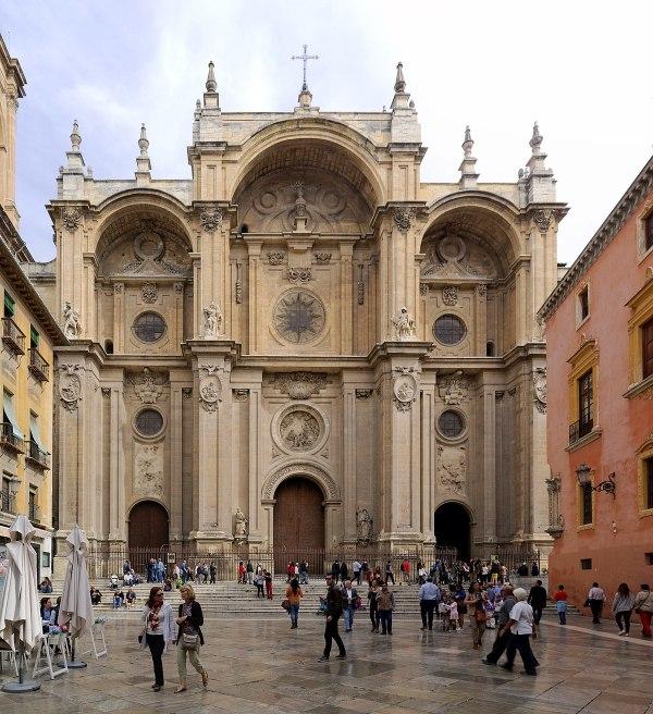 Granada Cathedral - Wikipedia