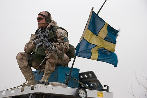 Swedish forces in Afghanistan