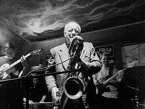 Waldemar Kurpiński & Tress Jazz band in Tygmon...